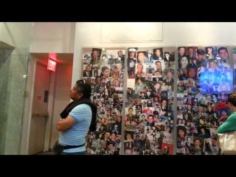 New York: Il Memorial dell'11 Settembre e le gru di carta