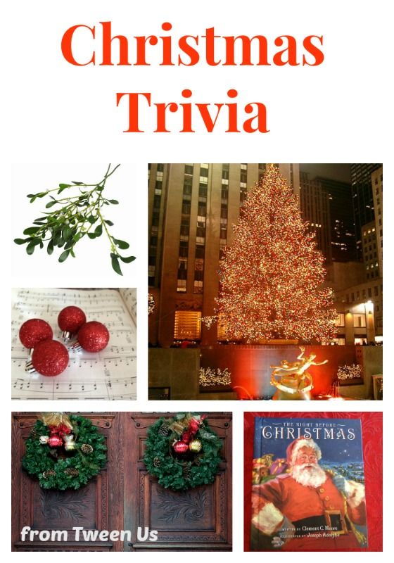 10 best images about trivia on pinterest trivia the for Top 10 christmas traditions in america