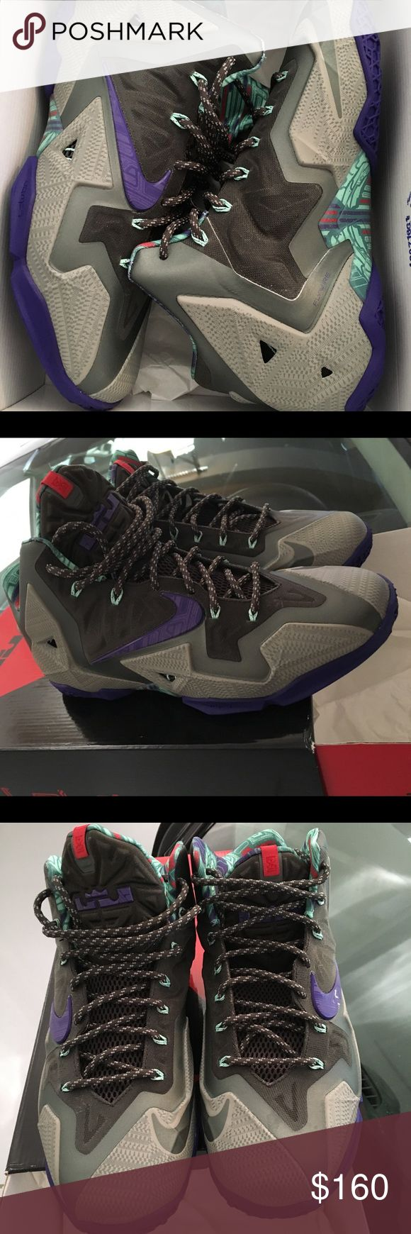 Size 10.5 New Lebron 11 Terracotta Warrior Brand new condition with Original box Nike Shoes Athletic Shoes