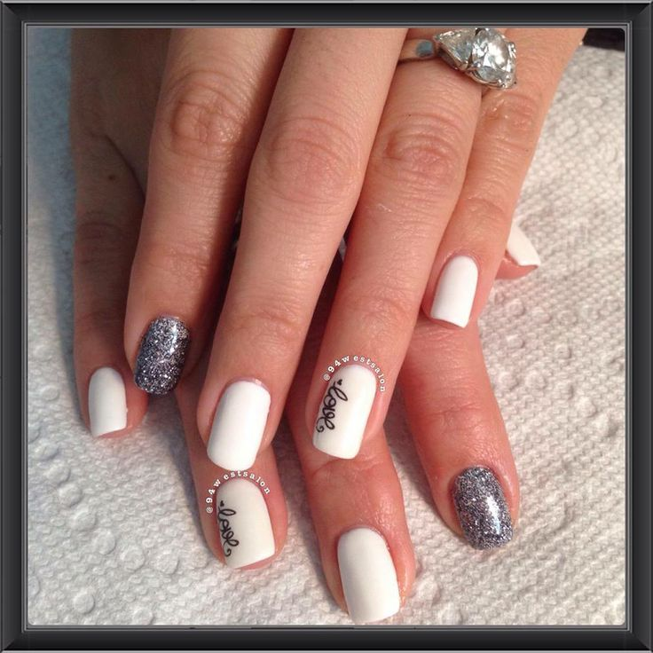 Silver Prom Nails: 12 Best Fashion Design Inspiration Images On Pinterest