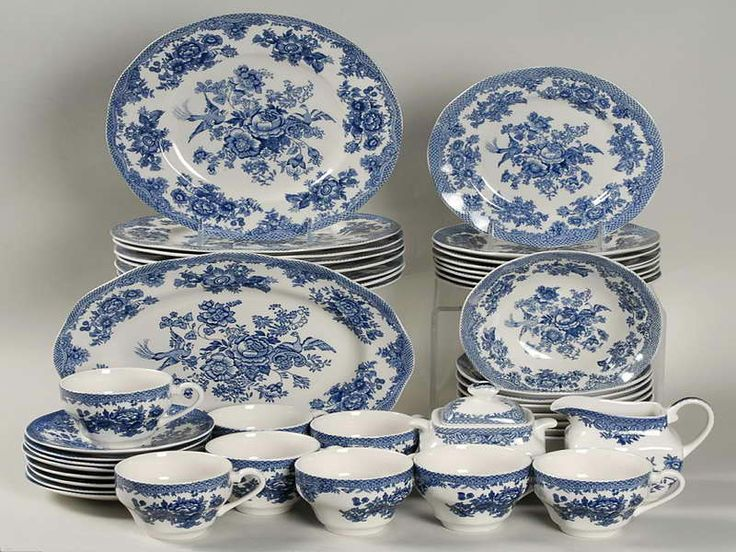 Popular China Patterns Part - 15: The 481 Best Images About Blue U0027n White Dishes On Pinterest | Fine