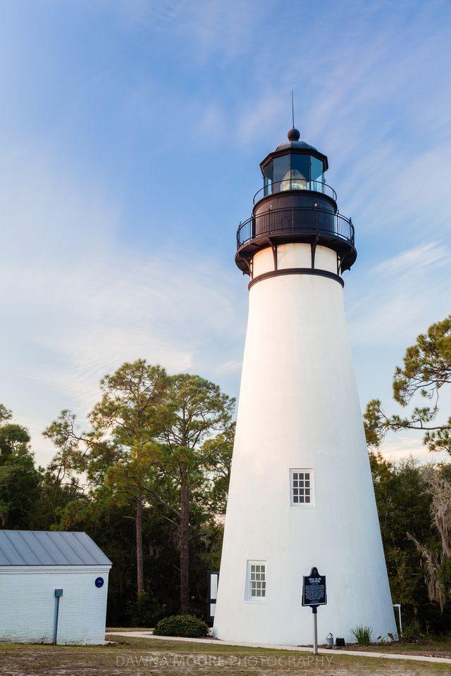 Amelia Island Lighthouse, Fernandina Beach, Florida