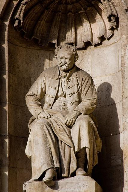 Erkel Ferenc Statue on Flickr. Budapest