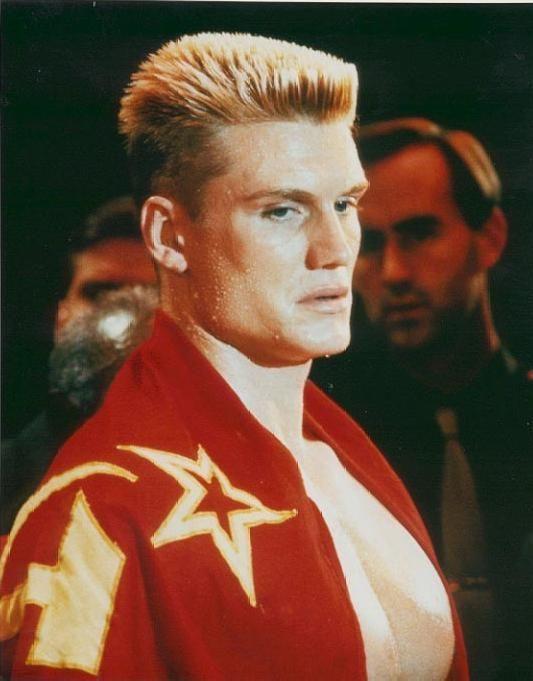 Drago (Dolph Lundgren)
