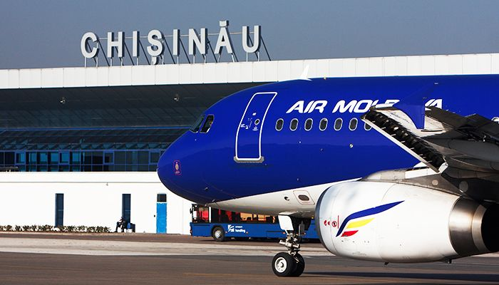 Chișinău – Geneva cu Air Moldova, din 15 decembrie 2017