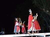 Danza de los Chilinchilies, Danza P´urhepecha ceremonial, comunidad de Calzontzin