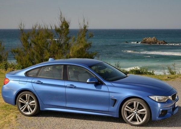 2015 BMW 428i Gran Coupe M Sport Side Exterior 600x429 2015 BMW 428i Gran Coupe M Sport Full Review, Features and Quality