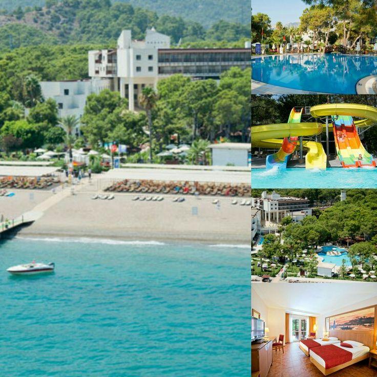 .Kemerde Orman içerisinde Kaydıraklı bir otel:  > Otium Hotel Life < Özel fiyatlar için: 08503333142  http://www.heryerdentatil.com/otium-hotel-life-kemer.html