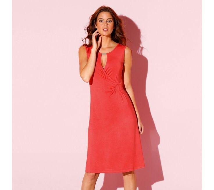 Šaty s nařasením | blancheporte.cz #blancheporte #blancheporteCZ #blancheporte_cz #dress