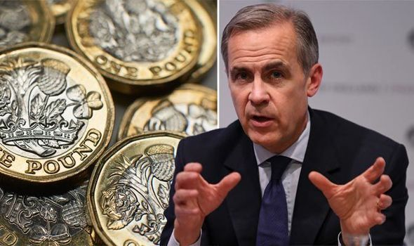 Pound To Euro Exchange Rate Sterling Crumbles After Mark Carney