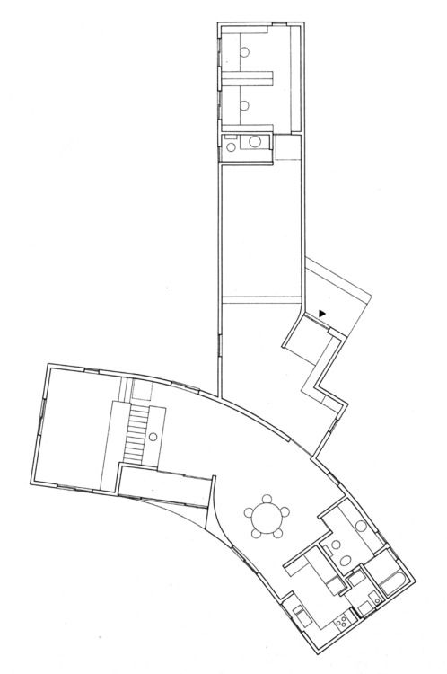 345 best plans&sections images on pinterest floor plans Eames House Plan Section Elevation toyo ito, maison a kasama, 1981 eames house plans sections and elevations