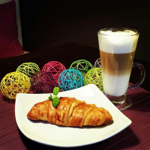 Croissant ... yummy