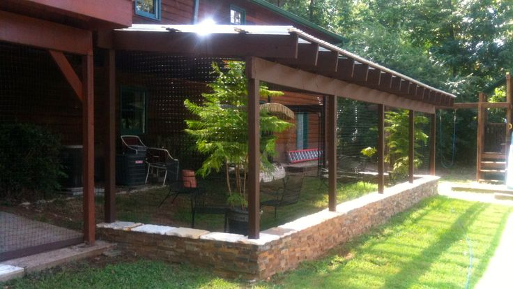Best 25+ Outdoor cat enclosure ideas on Pinterest | Cat ...