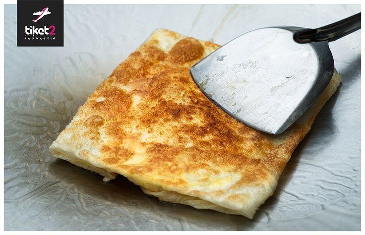 Masakan berbahan dasar Telur ini merupakan favorit sebagian orang Indonesia. Apakah Anda salah satu penggemar Martabak?