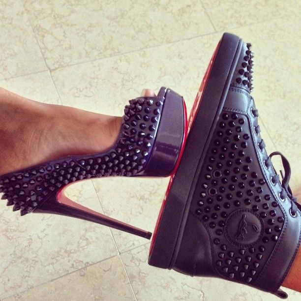 christian louboutin his and hers tumblr