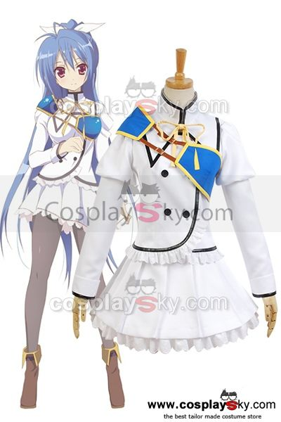 Bladedance of Elementalers Ellis Fahrengart Cosplay Dress Costume $59.00 http://cosplaysky.com/bladedance-of-elementalers-ellis-fahrengart-cosplay-dress-costume.html