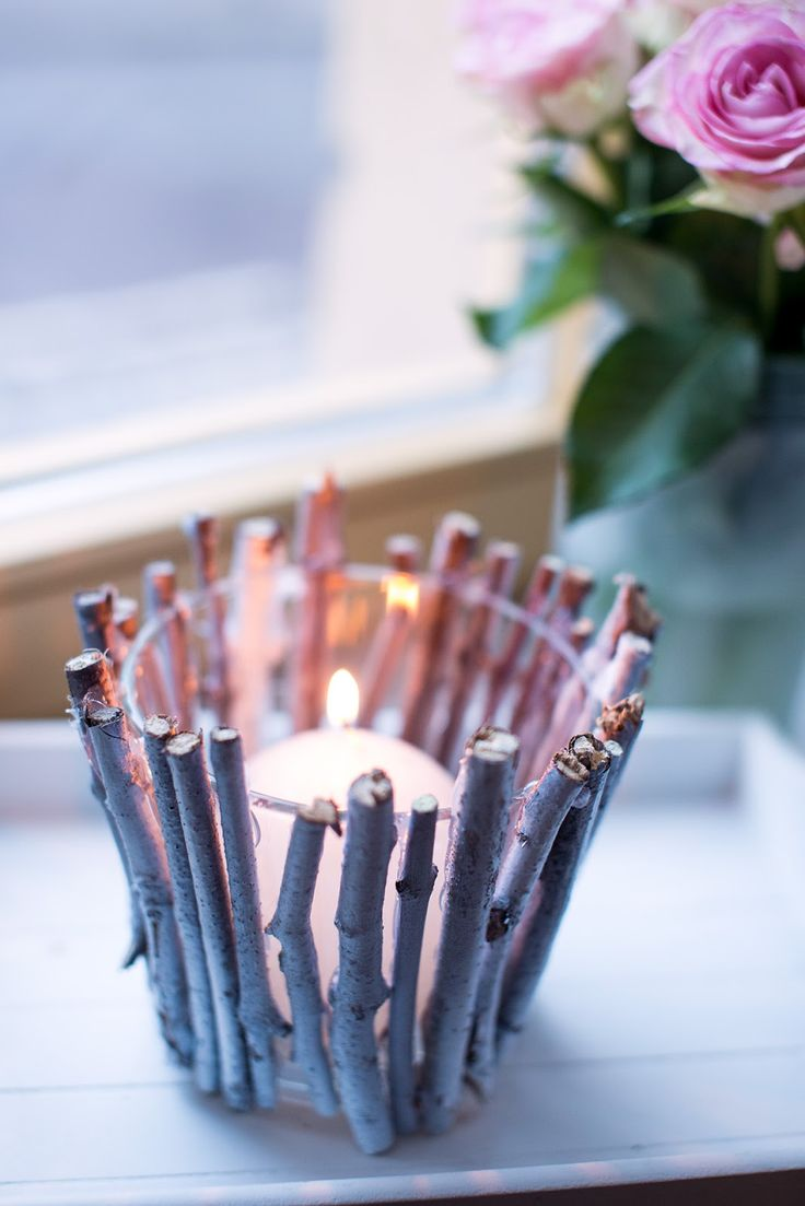 INLOVEWITH // DIY Candle Holder