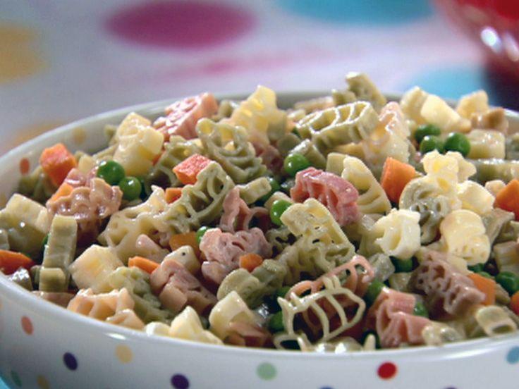 Zoo Pasta recipe from Sandra Lee via Food Network