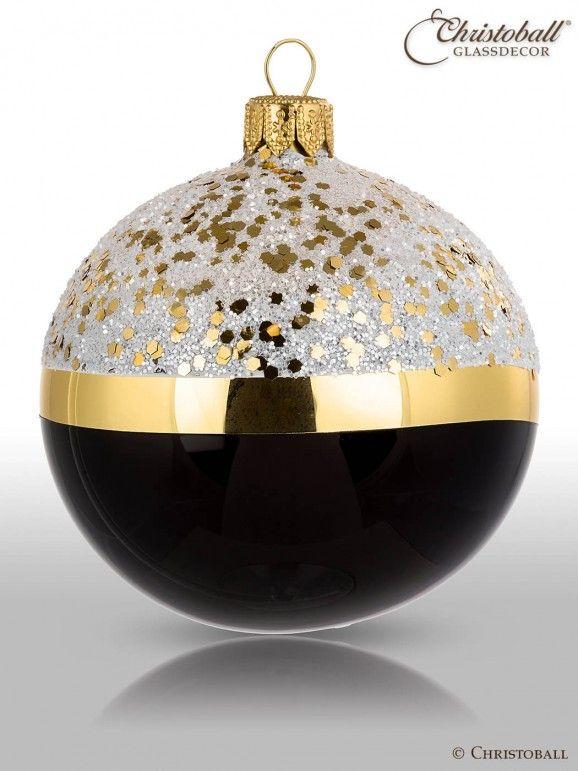 Die besten 25 christbaumkugeln schwarz ideen auf pinterest weihnachtsdeko mit - Weihnachtsbaumkugeln schwarz ...