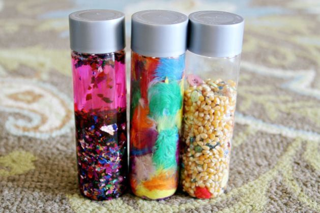 10 ideas for DIY baby discovery bottles | BabyCentre Blog