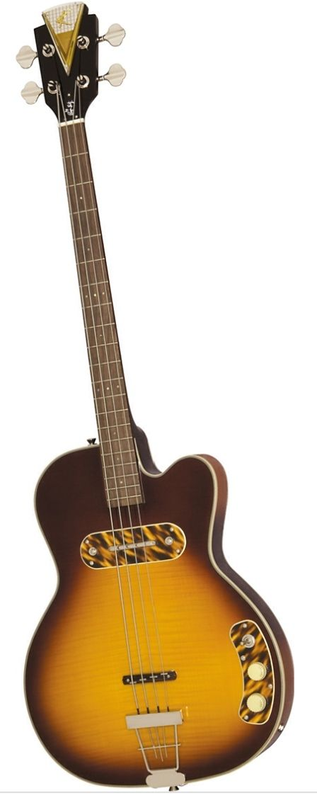 KAY Vintage Reissue Guitars Reissue Pro Bass Guitar | Musician's Friend