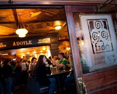 Fado Irish Pub (Chinatown, DC)