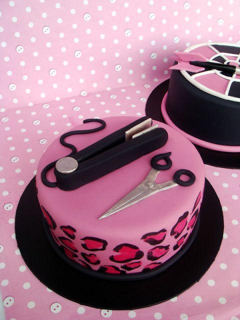 17 Best ideas about Hairdresser Cake on Pinterest ...