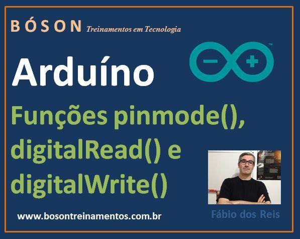 #Arduino – Conhecendo as funções pinMode(), digitalRead() e digitalWrite() http://goo.gl/FDUUgy