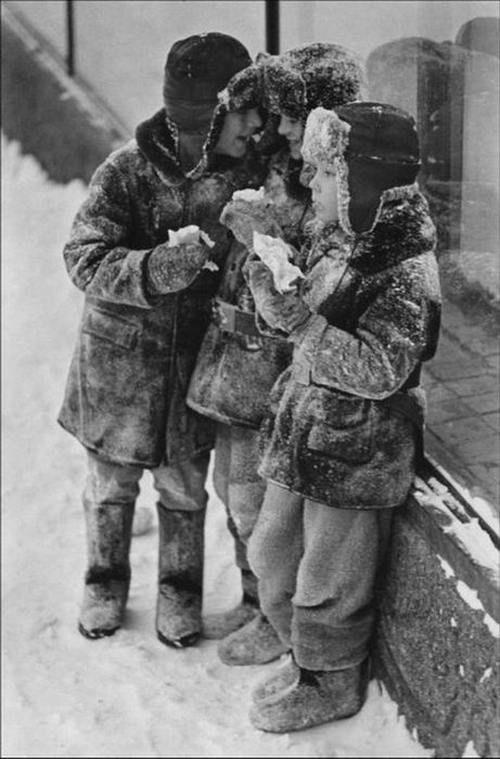 Фото. Детство в СССР. (6):