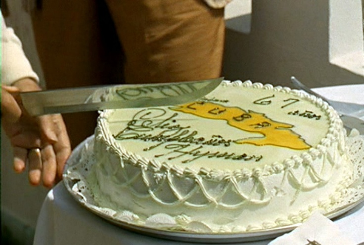 Cuba Cake From The Godfather Part 2 There Are A Lot Of