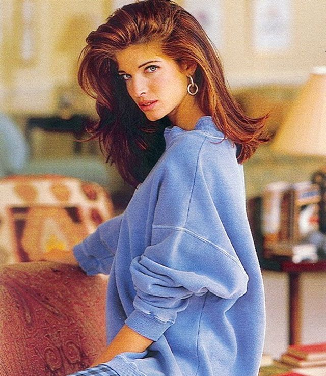 90′s Hair Inspiration | Big Shoulder Dusting Tresses