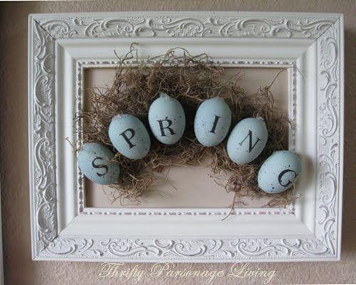Spring/Easter craft