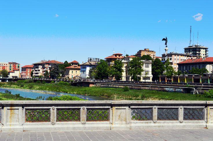 Centro di Parma, Fiume.
