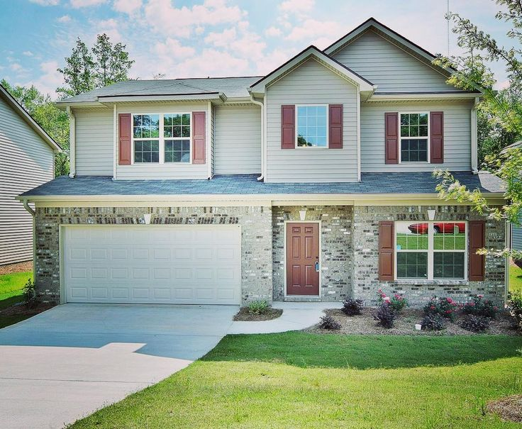 161 best cornerstone by grayhawk images on pinterest for Home builders in columbus ga