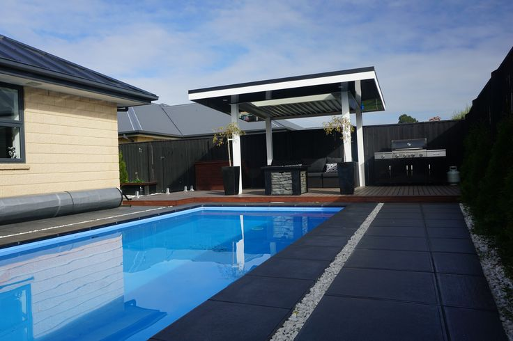 Swimming Pool by Mayfair Pools Canterbury