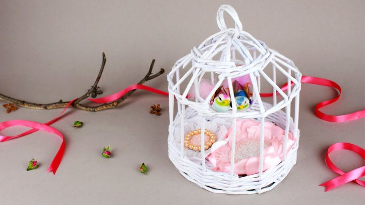 DIY Decorative Bird Cage