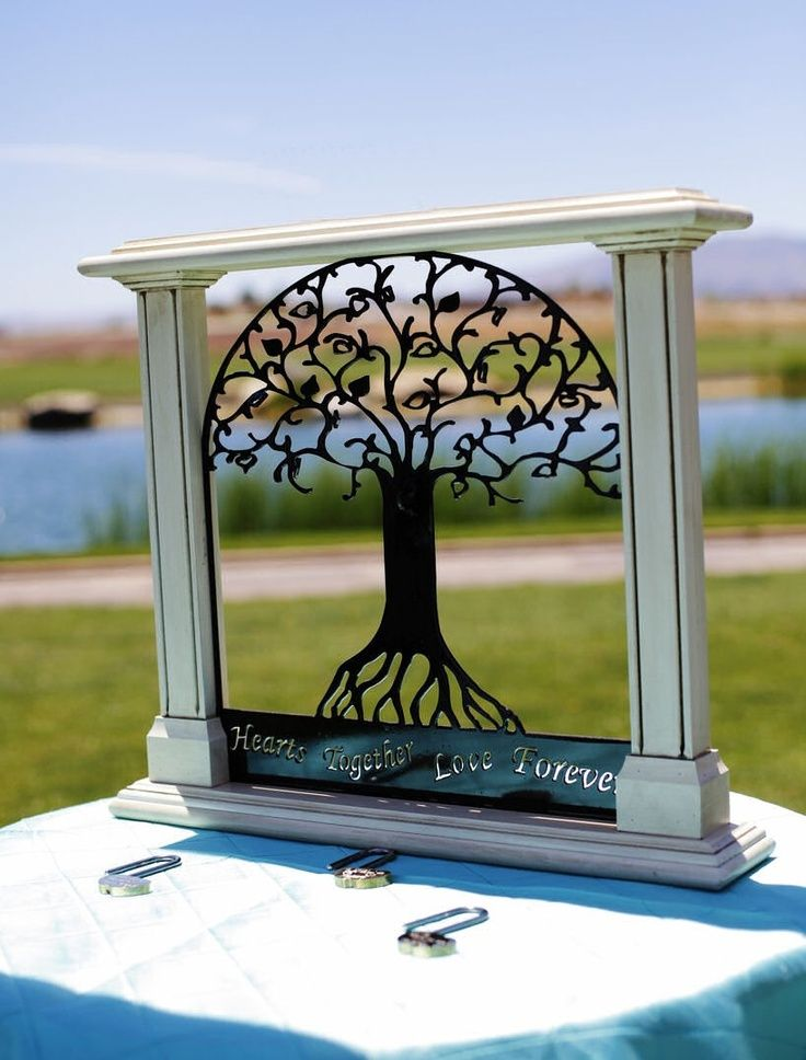 a beautiful addition to your wedding ceremony for those that are tired of the sand and want something truly amazing