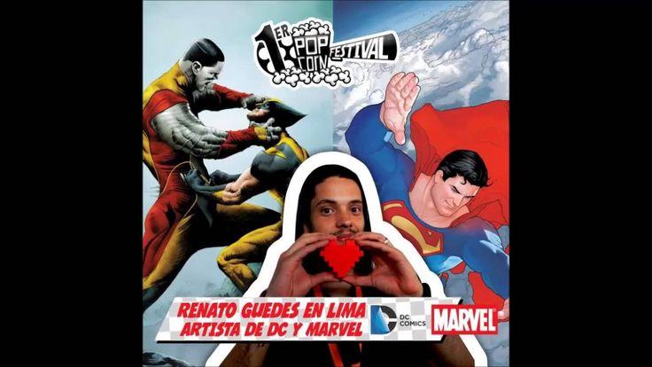 Saludo de RENATO GUEDES a los lectores de LA VIDA EN COSPLAY! La Vida en Cosplay habló con RenatoGuedes , ilustrador de MARVEL y DC , y mandó un caluroso saludo a todos nuestros lectores de LA VIDA EN COSPLAY!!!  web: http://www.lavidaencosplay.com/ Facebook: https://www.facebook.com/LaVidaEnCosplay twitter: https://twitter.com/LaVidaenCosplay Ask: http://ask.fm/LaVidaEnCosplay