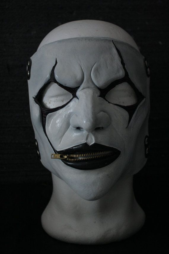 Jim Root All hope is gone mask by STUDIOLABORATORIO51 on Etsy