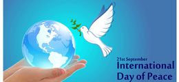"""NEA - International Day Of Peace Resources 