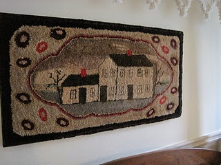 120 Best Antique Hooked Rugs Images On Pinterest Rug