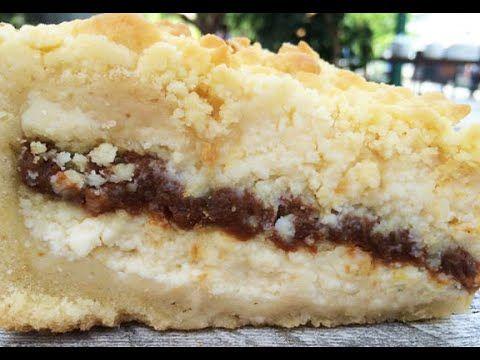 Tarta de ricota crocante rellena de dulce de leche - Recetas – Cocineros Argentinos