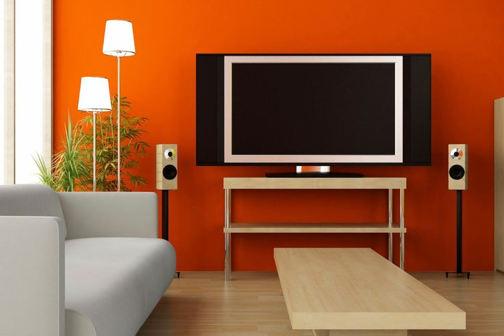 home electronics online store...Flat screen TV and speakers