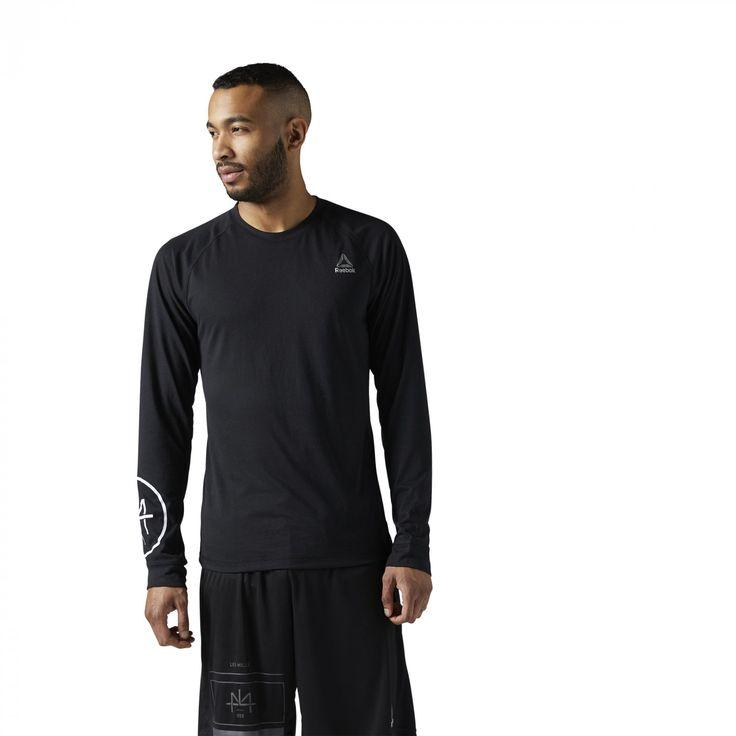 Reebok(リーボック)通販オンラインショップ。Tシャツ T-SHIRTS APPAREL 【2017秋冬新作】レズミルズ ロングスリーブTシャツ ウェアなど公式サイトならではの幅広い品揃えが魅力。