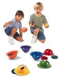 This would be a good tool to get the children active and to help improve their throwing skills. B.EL. 2