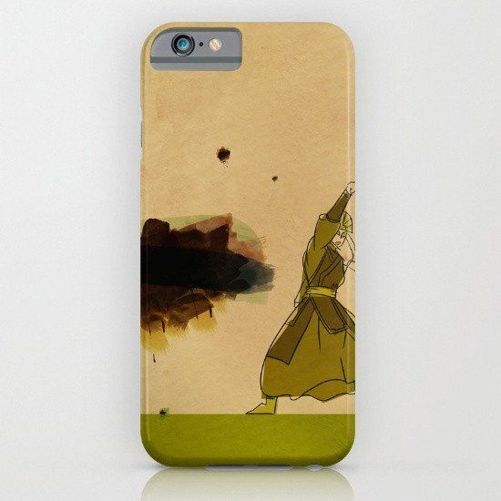 Avatar Kyoshi iphone case, smartphone - Balicase