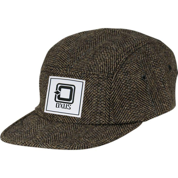OXUS. 5 PANEL HAT #5panel