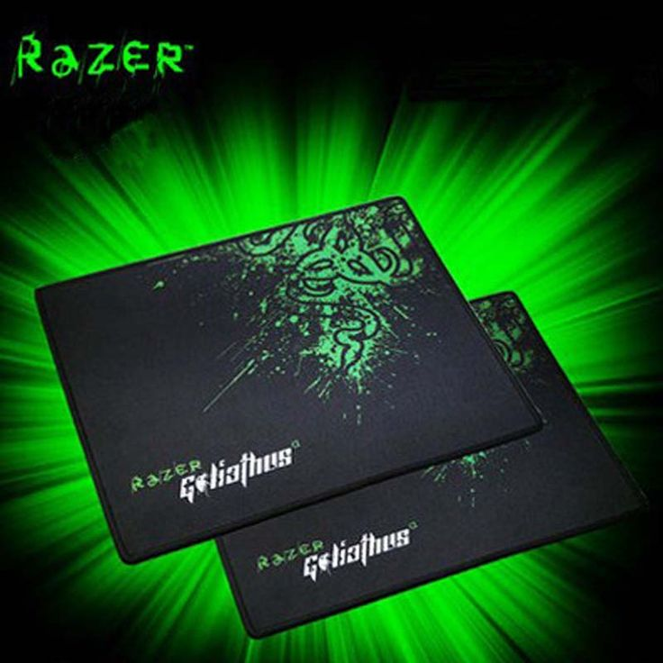 Razer 300 * 250 * 2 мм Goliathus игровой коврик для мыши блокировки края коврик для мыши управления / скорость версия для Lol CS Dota2 Diablo 3 коврик