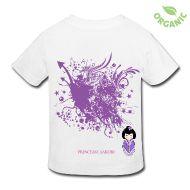 Tee shirts ~ Tee shirt Bio Enfant ~ PRINCESSE SAKORI