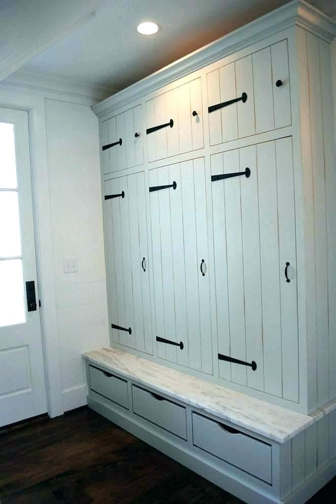 Mudroom Cabinets Ikea Storage By Furniture Hack
